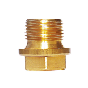 Heavy-duty hexagon head screw plugs