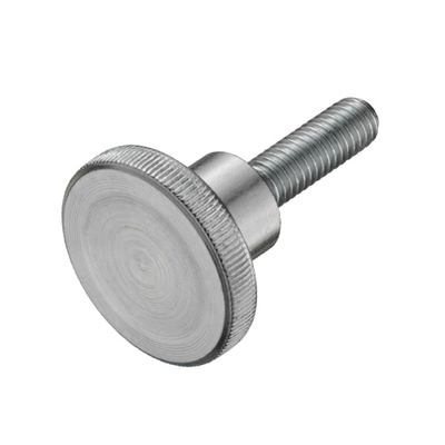 DIN 464 Knurled thumb screws, high type