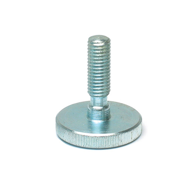 DIN 653 Knurled thumb screws, thin type