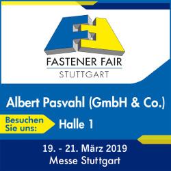 Fastener Fair Stuttgart 2017