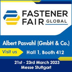 Fastener Fair Stuttgart 2021